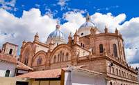 Cuenca. La belleza de Cuenca del pasado al presente, de los tesoros de la cultura aborigen hasta la época colonial - Ecuador Gran Viaje Descubrimiento del Ecuador