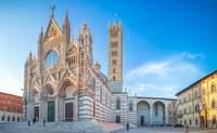 Siena - Castellina in Chianti - San Gimignano - Monteriggioni – Siena. Chianti. El sueño del dios Baco - Italia Circuito Lo mejor de Umbría y Toscana