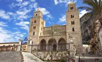 Palermo - Cefalú - Piazza Armerina – Catania. Un recorrido realmente inolvidable - Italia Circuito Sicilia Clásica y Nápoles