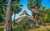 Luang Prabang. Los templos de Laos - Vietnam Gran Viaje Gran Tour de Indochina