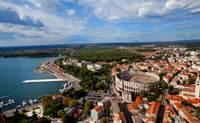 Región de Pula – España. De vuelta a casa - Croacia Circuito Gran Tour de Croacia e Istria