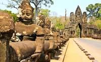 Siem Reap. Templos de la Puerta Sur - Camboya Gran Viaje Camboya y Myanmar