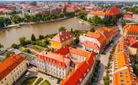 Wroclaw- Poznan. Donde nace la nación polaca - República Checa Circuito Praga y Polonia al completo