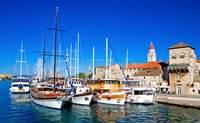 Split – Trogir – Sibenik - Zadar. Una jornada patrimonio de la humanidad - Croacia Circuito Croacia y Eslovenia