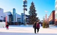España - Rovaniemi. La ciudad reno de Alvar Aalto - Noruega Circuito Cabo Norte, Laponia y Fiordos