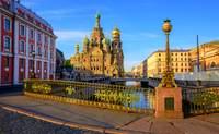 San Petersburgo. Ciudad de Zares - Rusia Circuito Rusia Imperial y Anillo de Oro
