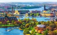 Estocolmo. La capital donde tradición y vanguardia se dan la mano - Noruega Circuito Capitales Escandinavas: Oslo, Estocolmo y Copenhague