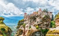 Kalambaka - Monasterios de Meteora - Atenas. La mágica Meteora - Grecia Circuito Grecia Clásica e Hydra, Poros y Egina