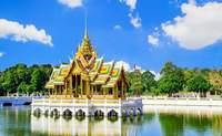 Río Kwai – Bang Pa-In – Ayutthaya. Un parque histórico que nos hará vibrar de emoción - Tailandia Gran Viaje Tailandia al completo