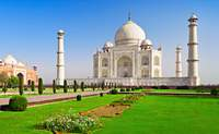 Agra. La ciudad donde se alza el majestuoso Taj Mahal - India Gran Viaje De Delhi al Ganges