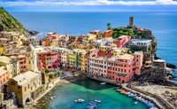 Pisa - Cinque Terre – Milán. Sol, playa y pueblos de ensueño - Italia Circuito Lo mejor de Umbría y Toscana