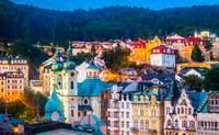 Praga. Prueba las aguas curativas de la bohemia occidental - Austria Circuito Capitales Imperiales: de Viena a Praga