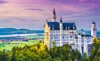 Múnich - Castillo de Neuschwanstein – Innsbruck. De la monumentalidad clásica al romanticismo - Austria Circuito Baviera, Innsbruck, Salzburgo y Viena
