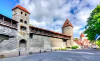 Tallin. Una mirada al pasado - Lituania Circuito Repúblicas Bálticas