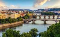 Praga. Explora el casco histórico pragués - República Checa Circuito Praga y Viena