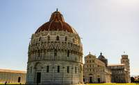 Florencia – Pisa – Padua – Venecia. Pisa, localidad de postal - Italia Circuito Italia Monumental: Roma, Florencia y Venecia