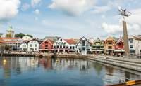 Stavanger. Vistas desde el Púlpito - Noruega Circuito Lo mejor de los Fiordos y Oslo
