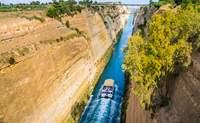 Atenas - Canal de Corinto - Epidauro - Micenas - Olympia. Recorriendo la península del Peloponeso - Grecia Circuito Grecia Clásica e Hydra, Poros y Egina