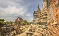 Ayutthaya – Lopburi – Phitsanulok. De ruinas, monos y templos sagrados - Tailandia Gran Viaje Tailandia al completo