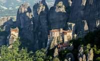 Kalambaka - Monasterios de Meteora - Atenas. La mejor postal del interior de Grecia - Grecia Circuito Grecia Milenaria y Santorini