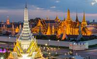 Bangkok. Primer contacto - Tailandia Gran Viaje Alrededor de Tailandia