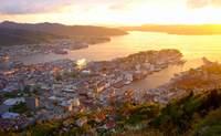 Bergen – Cascadas de Vøringfossen - Oslo. Recorre una ciudad mágica e impresionante con unas cascadas de fábula - Suecia Circuito Estocolmo y Fiordos