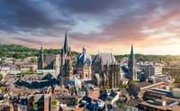 Aquisgrán - Colonia - Valle del Rhin. Ya estamos en Alemania - Bélgica Circuito La Ruta de Carlomagno