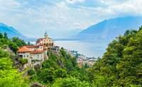 Lago Maggiore - Lugano - Locarno - lago Maggiore. Dos ciudades suizas con alma italiana - Italia Circuito Lagos italianos