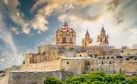 Mdina – Rabat - Mosta. Visitando el interior de Malta - Malta Circuito Maravillas de Malta
