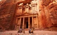 Petra - Amman. Un enclave de película - Jordania Circuito Jordania imprescindible y Jerusalén
