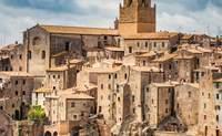 Siena – Pitigliano -Roma. Algo inesperado que supera nuestras expectativas - Italia Circuito Lo mejor de la Toscana