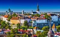 Riga - Tallin. Edificios medievales y góticos en una ciudad amurallada - Polonia Circuito Polonia, Lituania, Letonia y Estonia