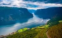Región de los fiordos – Valle de Voss. Una ruta para disfrutar unas vistas formidables - Noruega Circuito Fiordos Noruegos