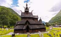 Hamar – Región de los Fiordos. Adéntrate en una región sin igual - Suecia Circuito Estocolmo y Fiordos