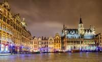 Bruselas-Brujas-Gante-Bruselas. Dos ciudades de ensueño - Holanda Circuito Ámsterdam y Flandes