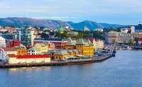 Stavanger. Paseando por un típico puerto marítimo - Noruega Circuito Fiordos Noruegos