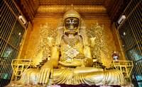 Mandalay - Amarapura - Sagaing - Ava - Mandalay. Un día lleno de belleza - Myanmar Gran Viaje Paraíso escondido
