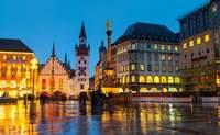 Múnich - Castillo de Neuschwanstein – Innsbruck. El paraíso de la cerveza - Alemania Circuito Alemania y Austria: de Múnich a Viena