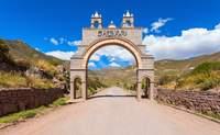 Arequipa – Cañón del Colca. Adentrándonos en la Reserva Nacional de Salinas y Aguada Blanca - Perú Gran Viaje Descubrimiento del Perú