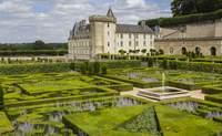 Tours-Villandry - Angers - Vannes. Entre majestuosos castillos. - Francia Circuito Castillos del Loira y Normandía