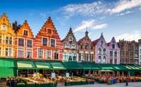 París - Brujas - Bruselas. ¡Rumbo al corazón de Flandes! - Francia Circuito París, Bruselas, Ámsterdam y Frankfurt